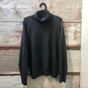 89th & Madison // knit turtleneck sweater